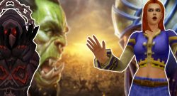 WoW Battle for Azeroth title not happy
