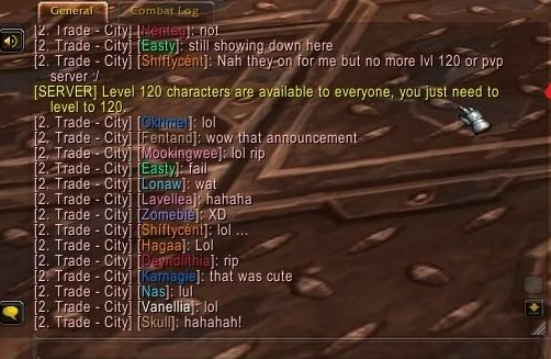 WoW Beta Troll 3