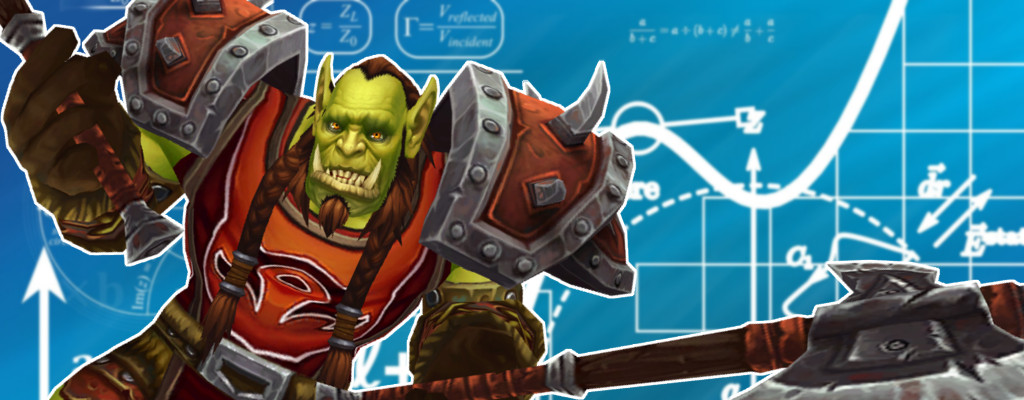 WoW Orc Mathe like Juergen