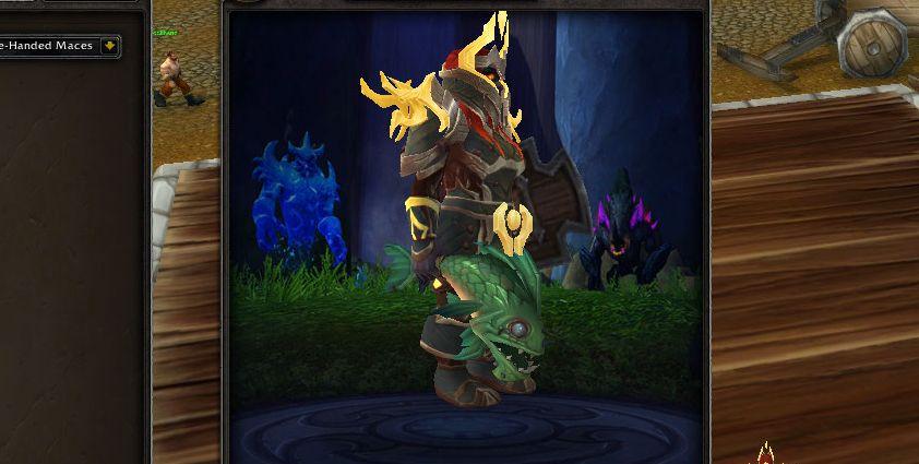 WoW Screenshot Stinkrot Smasher in Battle for Azeroth 2