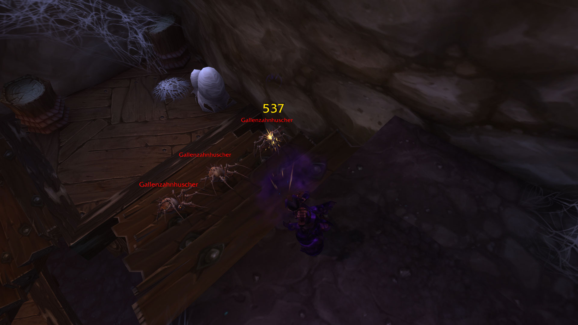 WoW Shadowpriest 3 mobs