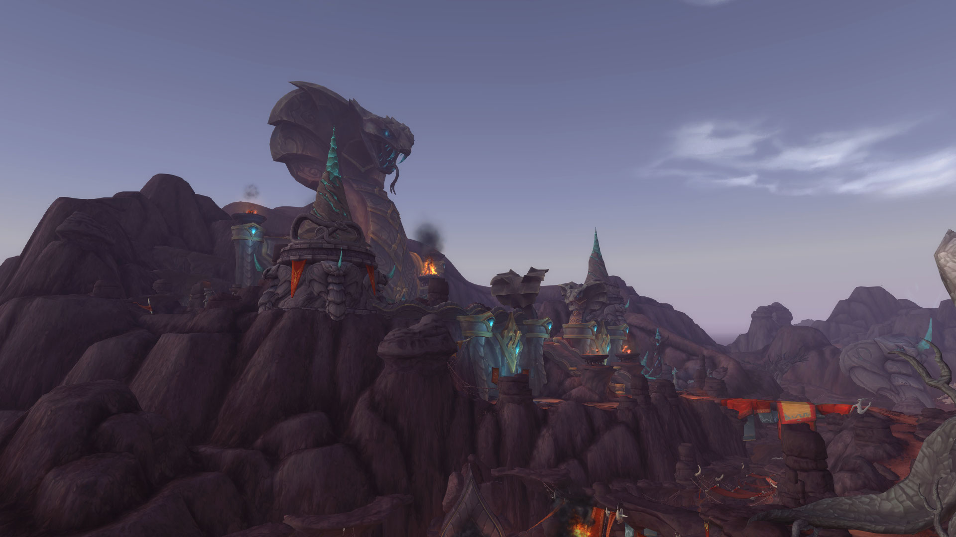 WoW Voldun Sethrak Shrine