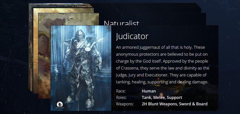 Zeal Klassen Judicator