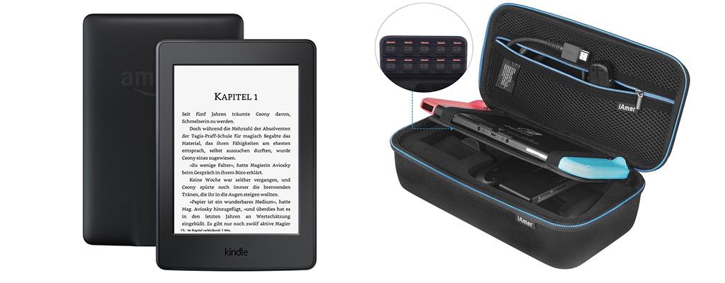Der beste eBook-Reader im Angebot bei Amazon: der Kindle Paperwhite