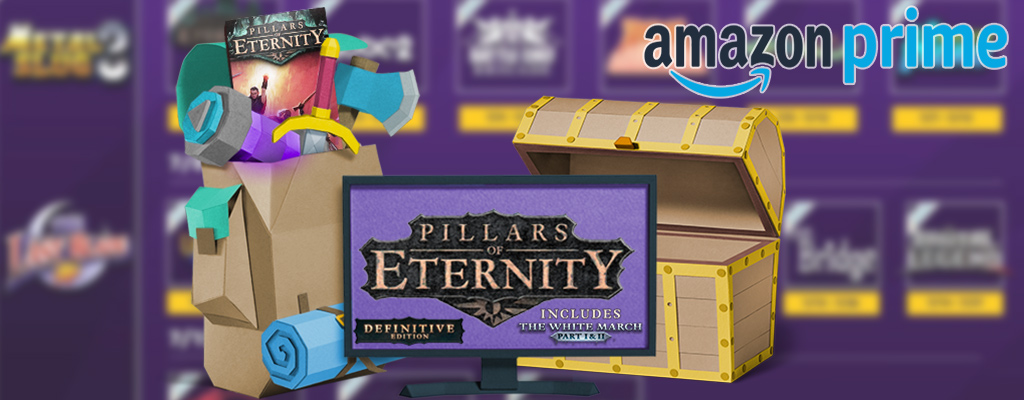 Twitch feiert den Prime Day – Jeden Tag kostenlose Spiele mit Amazon Prime