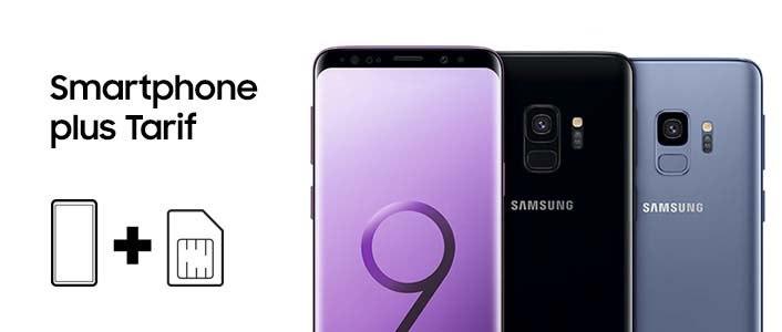 Saturn: Samsung Galaxy S9 mit 10GB Datenvolumen für 29,99€ monatlich