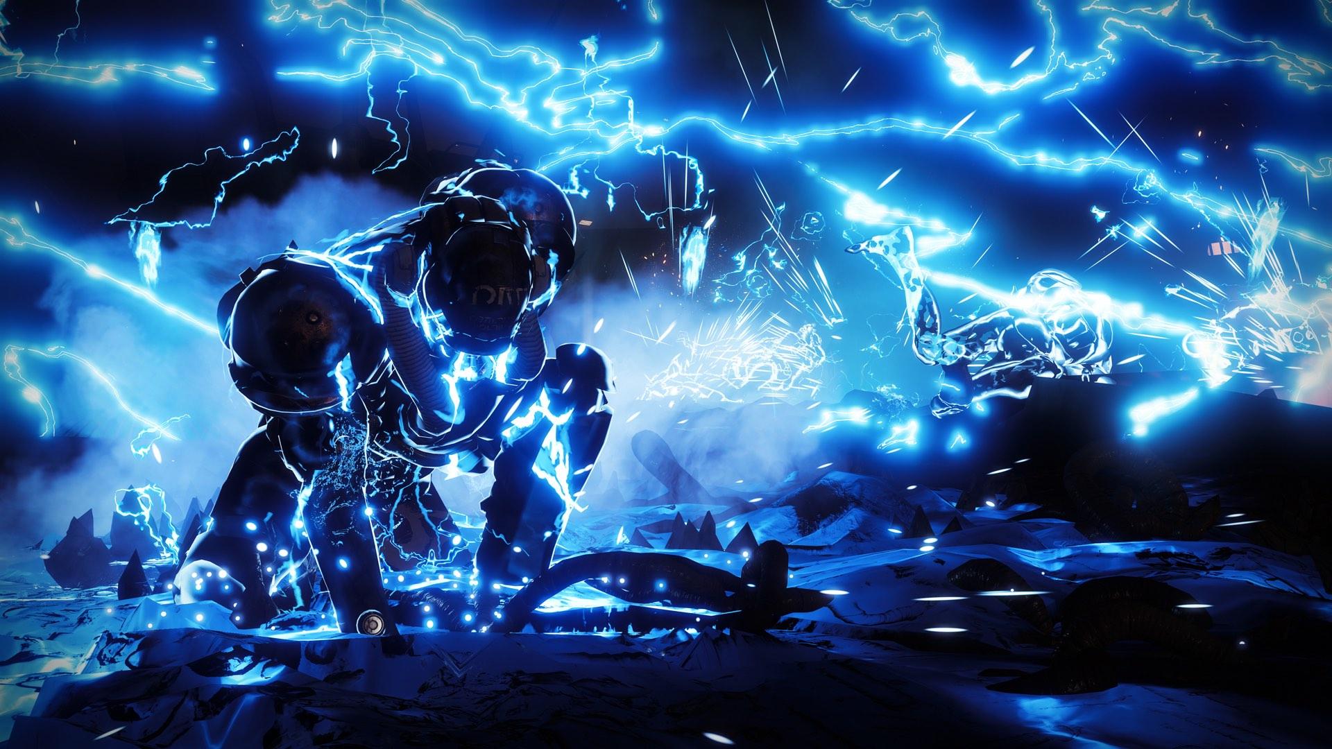 Destiny 2 forsaken titan thundercrash