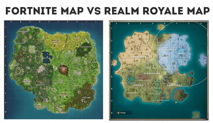 fortnite-vs-realm-royale-Karte