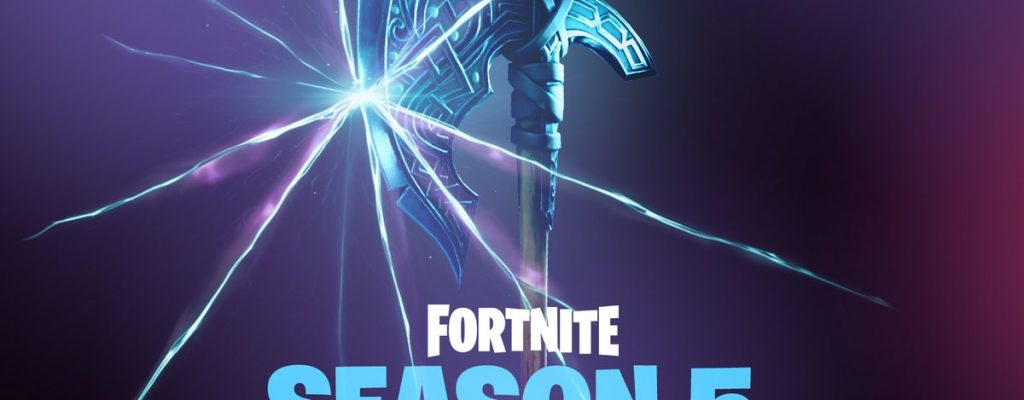 Fortnite: Axt in neuem Teaser zu Season 5 –Wikinger statt Piraten?