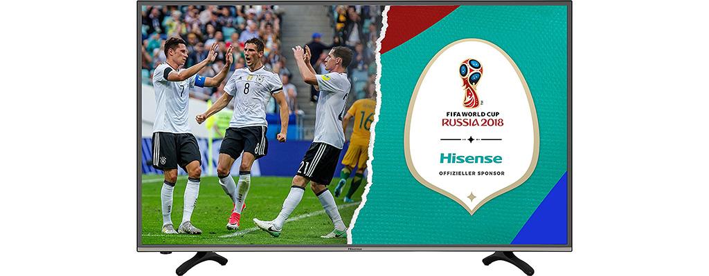 Bis zu 60% Rabatt auf Fernseher – Angebote von Amazon am 02. Juli
