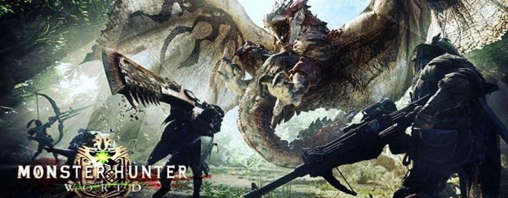 Das sagt der Monster-Hunter-World-Produzent zu Mods und