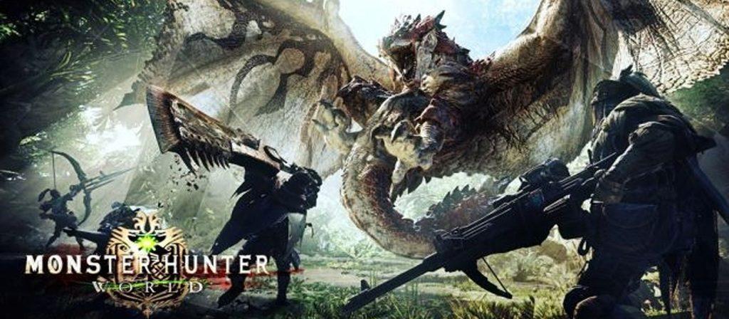 monster hunter world header rathalos