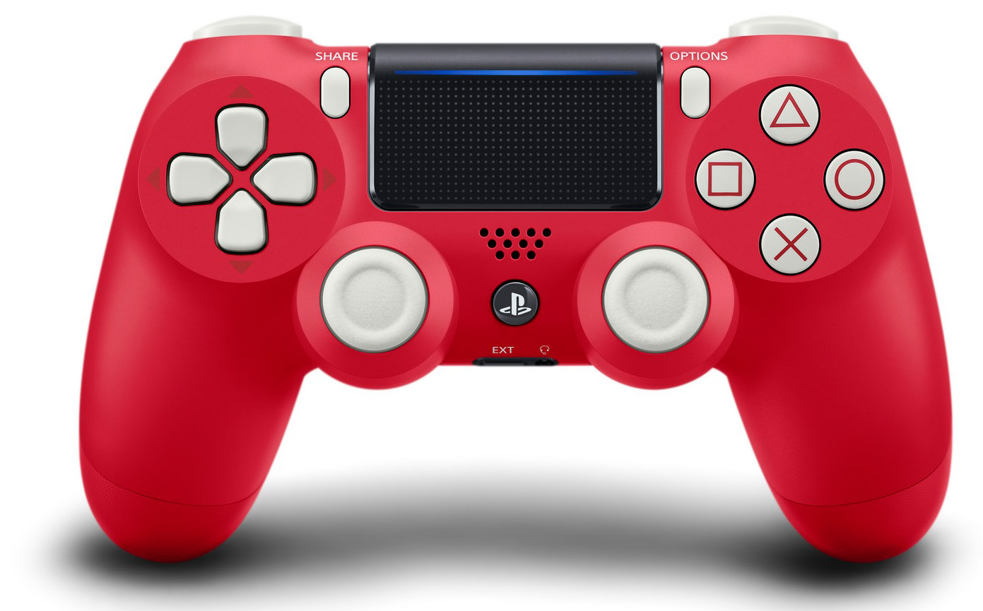 PS4 Spider-Man Limited Edition Controller