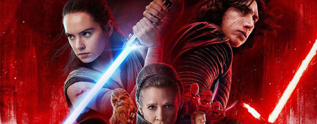 Amazon Filmabend: Star Wars 8 und über 600 weitere Filme für je 99 Cent leihen
