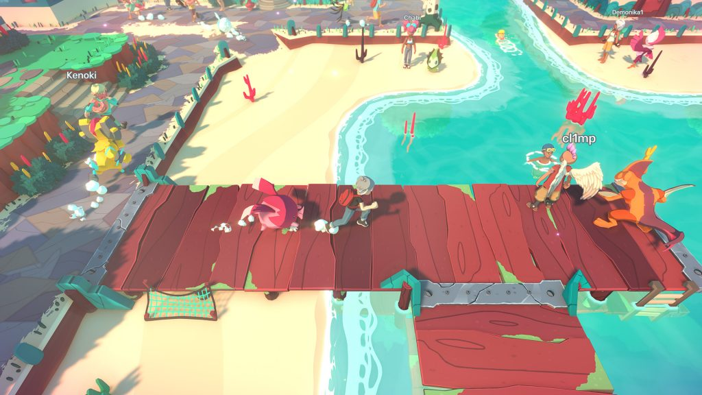 temtem gameplay