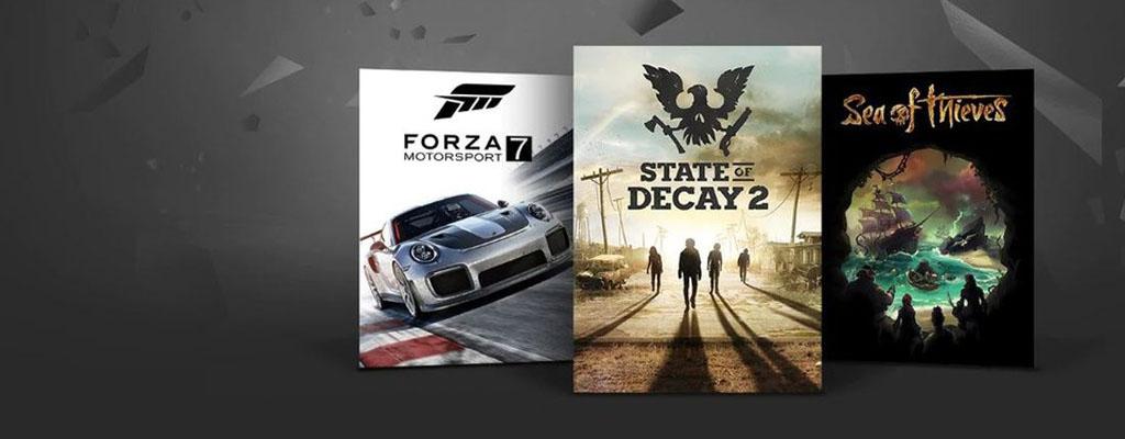Der Ultimate Game Sale im Microsoft Store mit bis zu 50% Rabatt