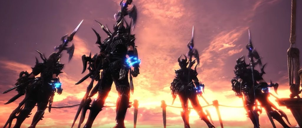 monster hunter world dragoon rüstung header