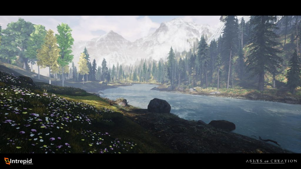 Ashes of Creation Environment