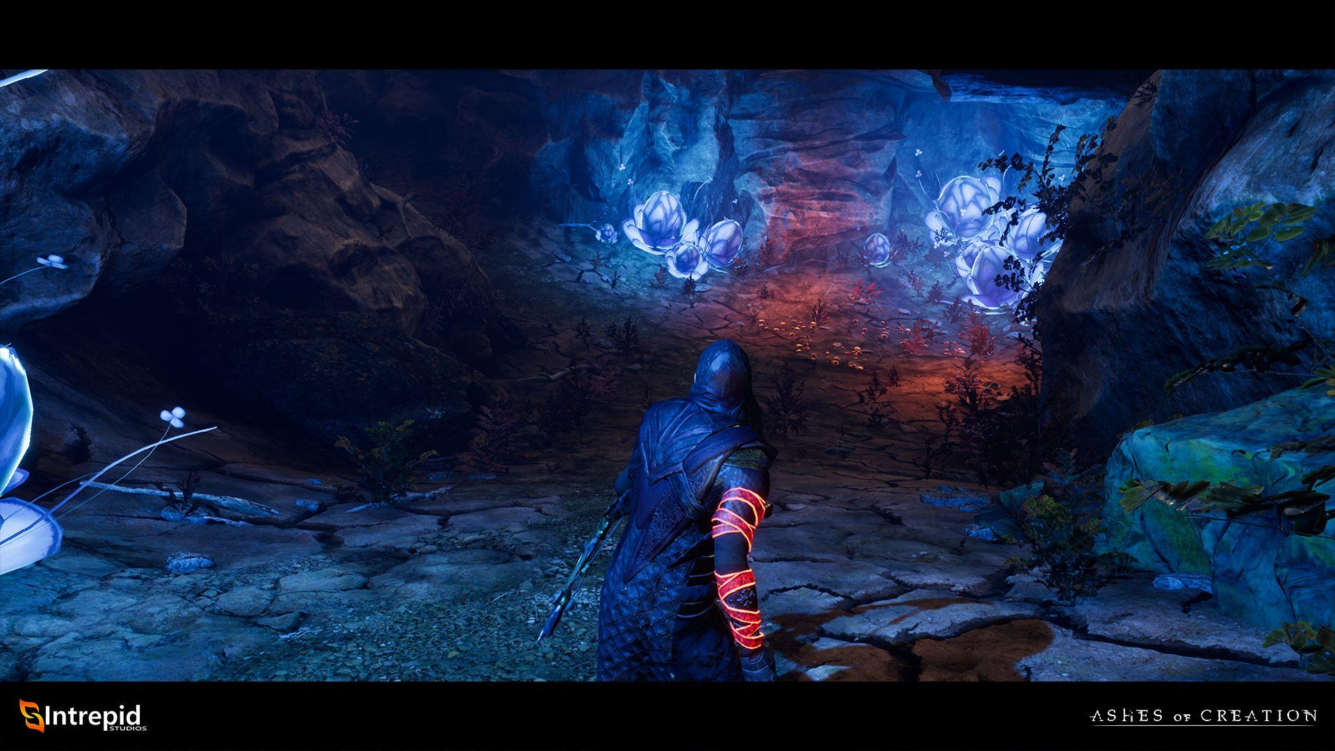 Ashes of Creation soll Vorzeige-MMO für die Unreal Engine werden