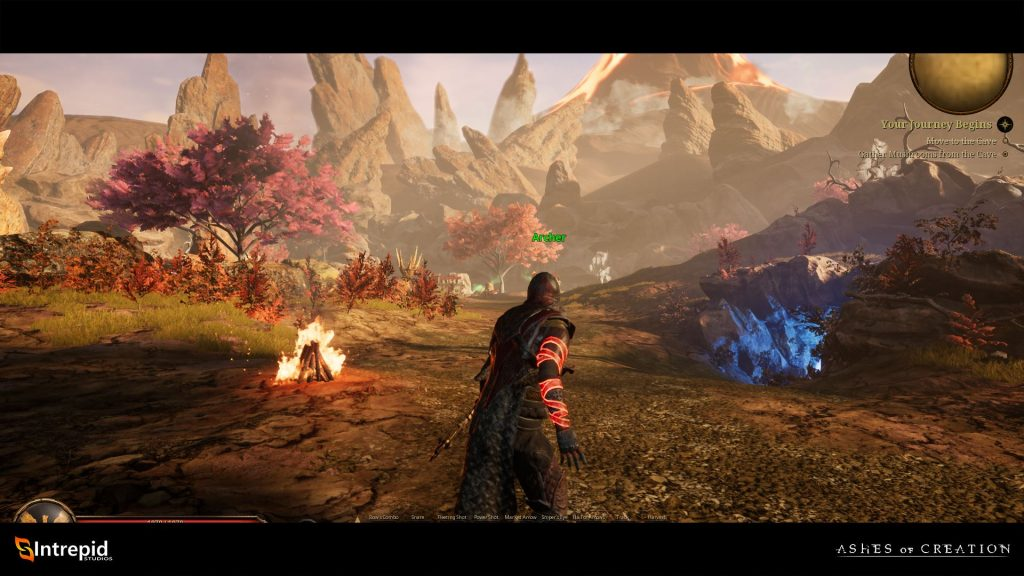 Ashes of Creation Screenshot