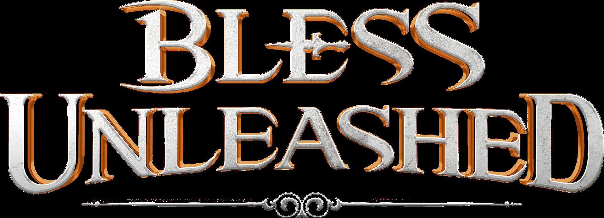 BlessUnleashed_Logo_3D