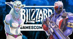 Blizzard auf der Gamescom Titel
