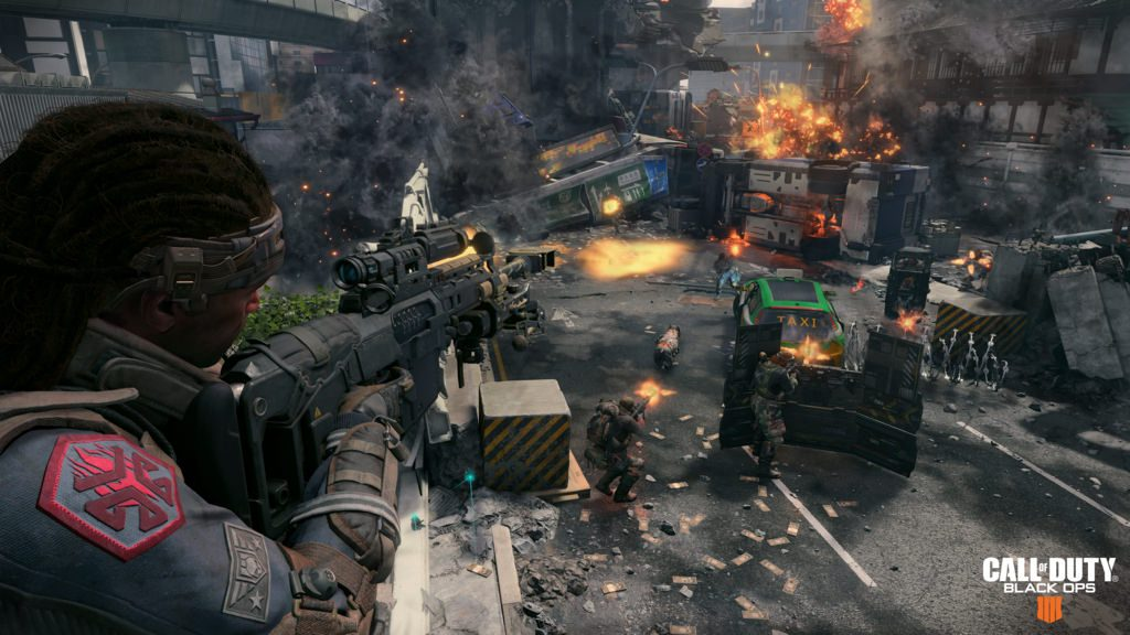 Call of duty black ops 4 Mp Map