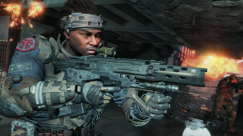 Call of duty black ops 4 beta 2