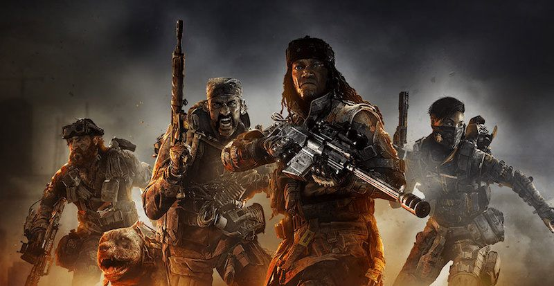 Call of duty black ops 4 specialists 1