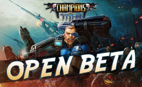 Champions of Titan Open Beta