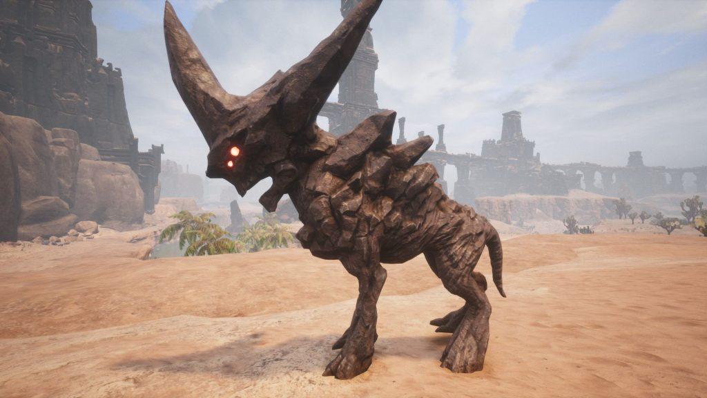 Conan Exiles Screenshot Steinnase