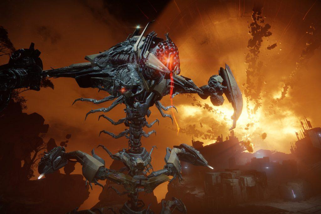 Destiny 2 Argos HD