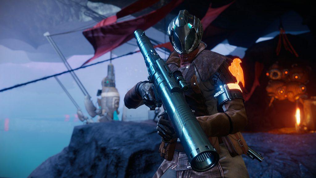 Destiny 2 forsaken gambit raketenwerfer