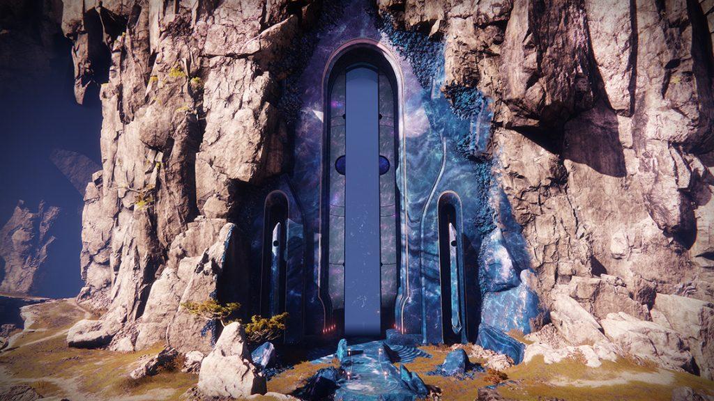 Destiny 2 forsaken raid entrance