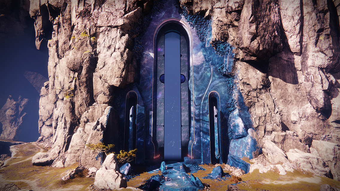 Destiny 2 forsaken raid entrance