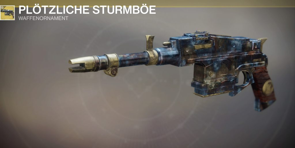 Destiny 2 SdH sturm ornament