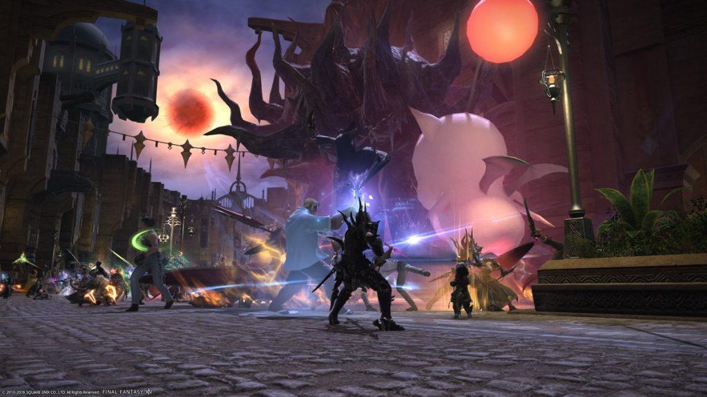 final fantasy xiv fest der wiedergeburt fate