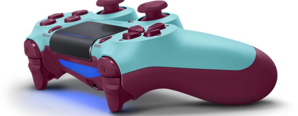 DualShock 4 Controller für die PS4 bald in 4 neuen Farben erhältlich