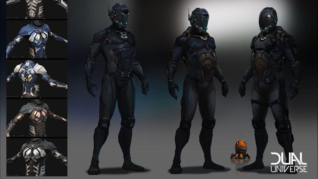 Dual Universe Concept Art 3
