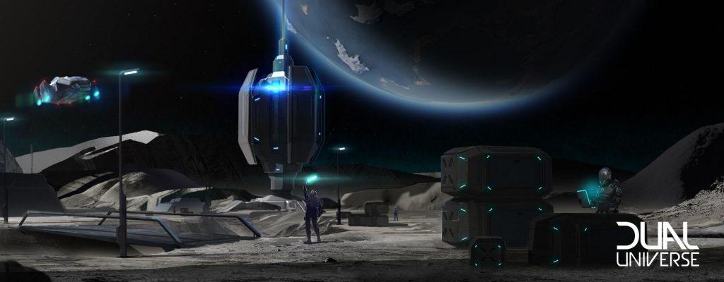 Dual Universe: SF-MMORPG gibt Erfolgs-Meldung aus, hat jetzt mehr Geld