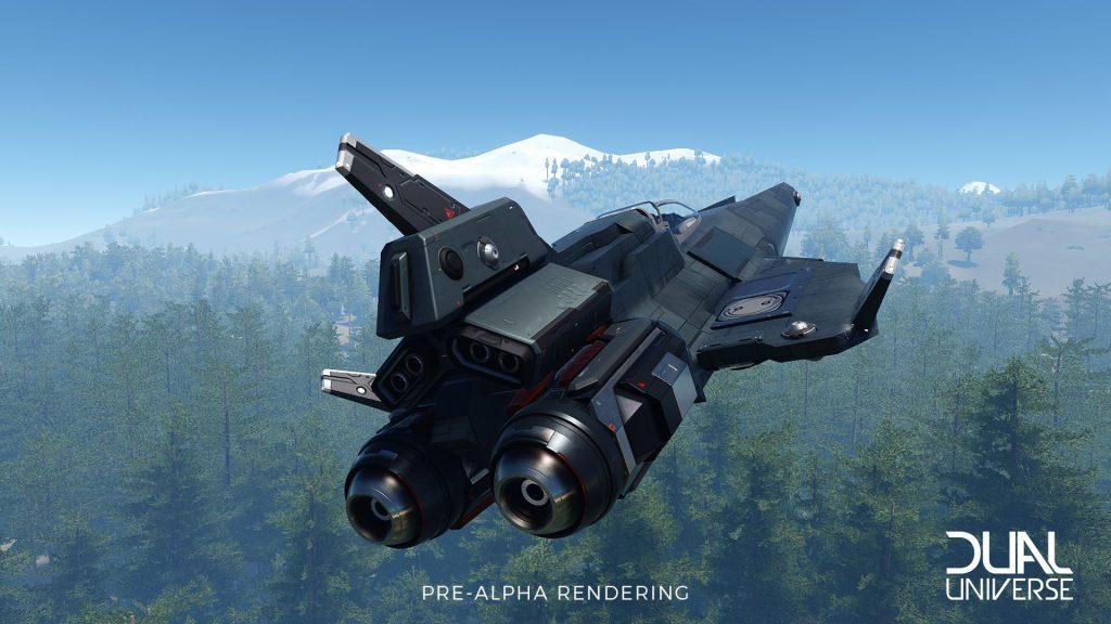 Dual Universe Pre Alpha Screenshot 14