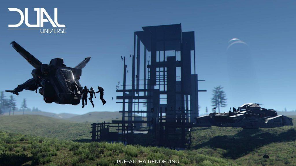 Dual Universe Pre Alpha Screenshot 16