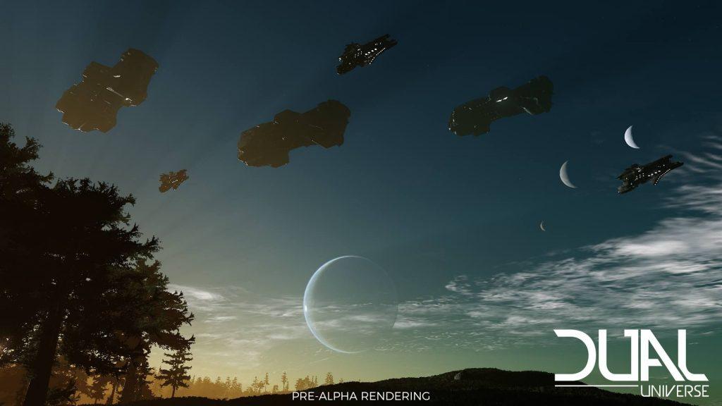 Dual Universe Pre Alpha Screenshot 18