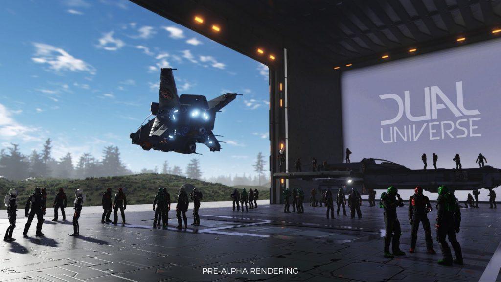 Dual Universe Pre Alpha Screenshot 20