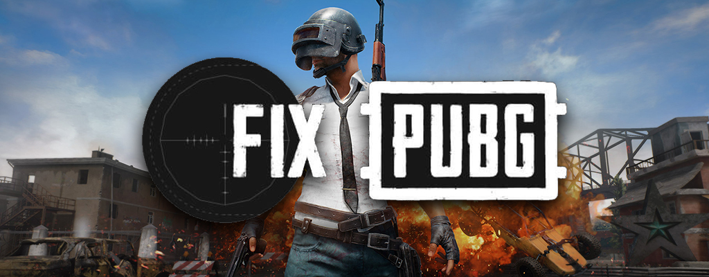"""PUBG startet """"Fix the Game""""-Kampagne, will endlich Fehler beheben"""