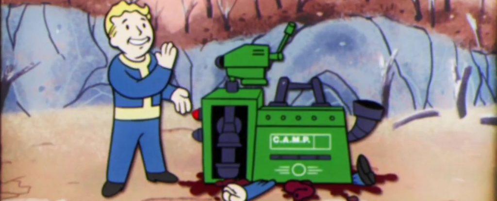 Fallout 76 camps titelbild trailer