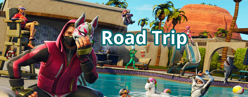 Fortnite Road Trip Woche 4