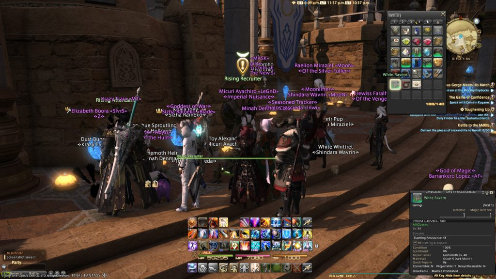 final fantasy xiv event npc