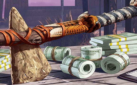 GTA 5 Online Beil Titel