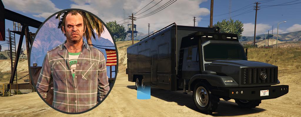 Der neue Terrorbyte Truck in GTA 5 Online ist perfekt für CEOs, aber teuer